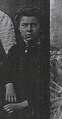 Antonia Woltering geb. Klüsekamp (1895 - 1975)
