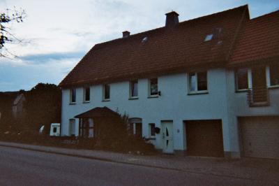 Elternhaus Oma Weine