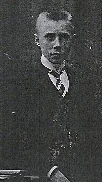 Bernhard Klüsekamp (1893 - 1940)