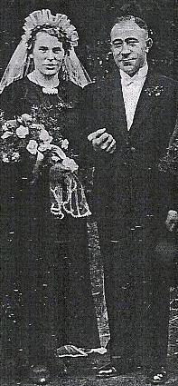 Heinrich Homann & Gertrud geb. Klüsekamp