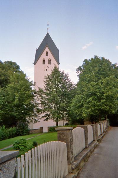 Kath. Pfarrkirche Siddinghausen