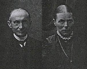 Joseph Klüsekamp und Gertrud geb. Trendelkamp