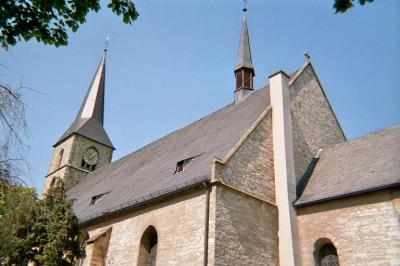 Kath. Pfarrkirche St. Pankratius Störmede