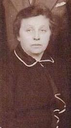 Elisabeth Hagen geb. Schulte (1883 - 1937)