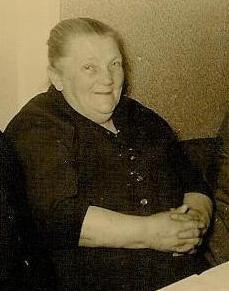 Gertrud Klüsekamp geb. Hörstgen