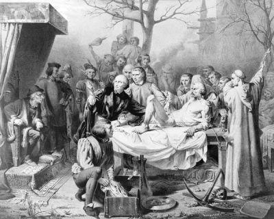 Oral & Maxillofacial Surgery - History of Surgery