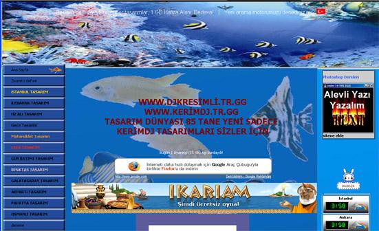 balık deniz sea mavi okyanus