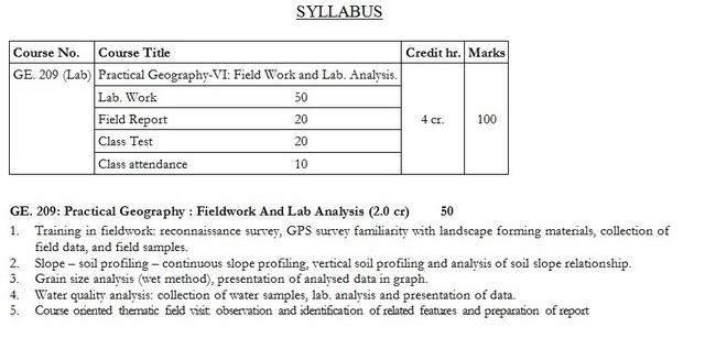 report field work