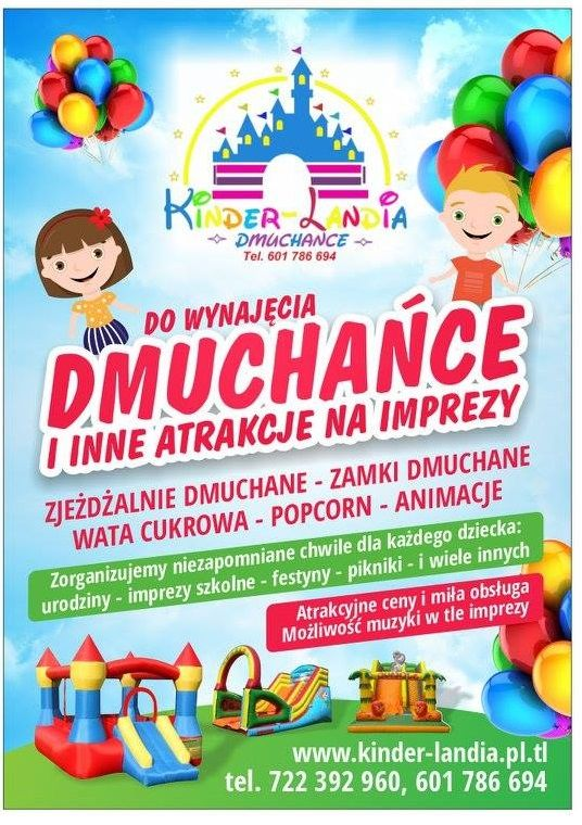 dmuchance kinder-landia