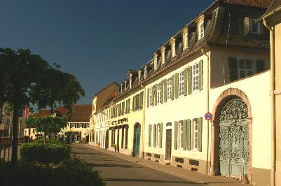 Kirchheimbolanden Kavaliershäuser