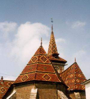 Louhans Kirche