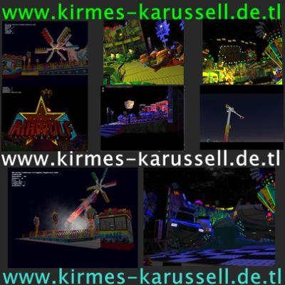 karussell simulator