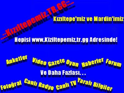 ..::Kızıltepemiz.TR.GG::..