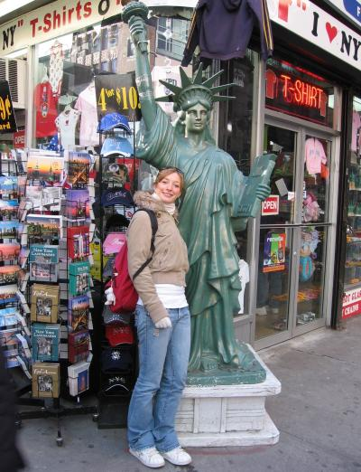 ich bin Tourist, da muss sowas einfach sein!