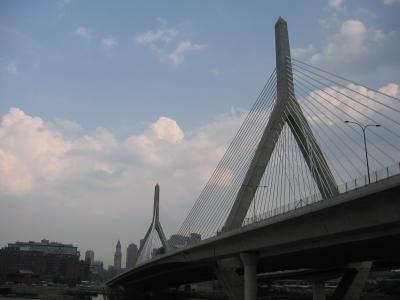 eine der vielen Brücken (kommt einem aber bekannt vor, oder?)