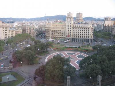 Plaça deCatalunya