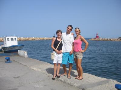 am Port El Kantoaui