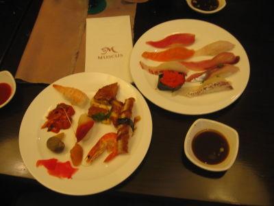 Sushi, Sashimi & Co