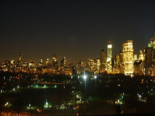 NYC nachts