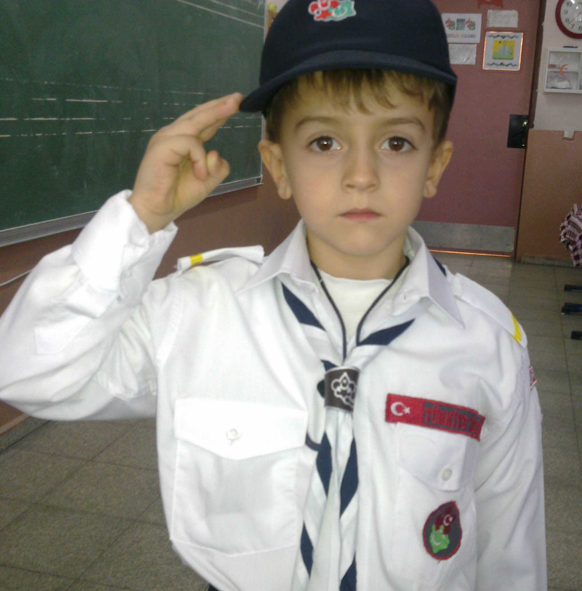 AHMET BARAN VARYEMEZ