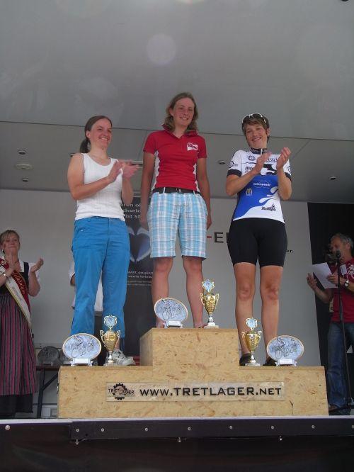 Bergrennen Siegerinnen