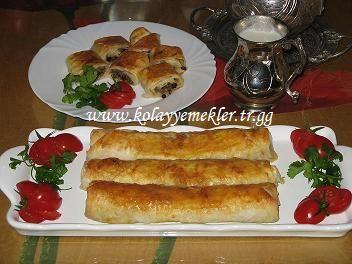 Saray Böreği-Osmanlı Mutfağı