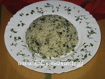 Yeşil Pilav