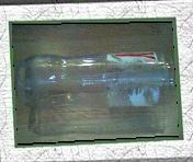 Schlangenfalle aus Colaflasche
