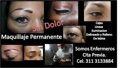 curso maquillaje permanente