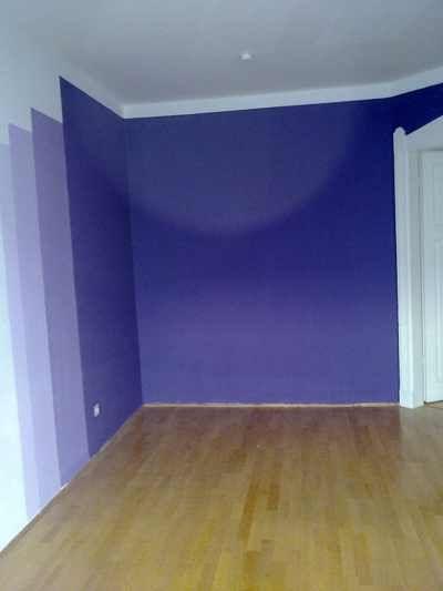 Kreative Wanddesigns für Dich! - Schlafzimmer(einfache Wandbemalung)