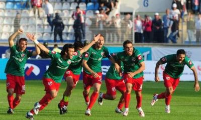 Boluspor 0-4 Karşıyaka