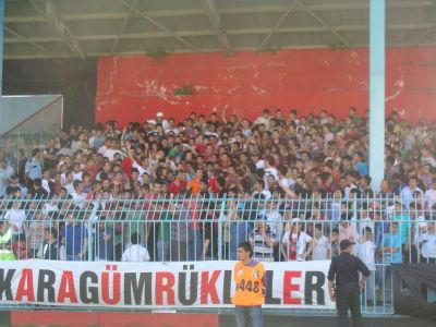 Karagümrük 0-1 Bursa zaferspor