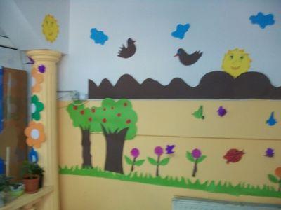 Çevre Okulumuz için çok önemli, Okulumuzun bölümlerinden biri haline geldi.İşte Çevre Odamız.