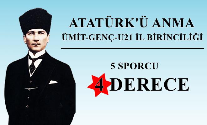 Atatürk'ü Anma İl Birinciliği - İstanbul Karate