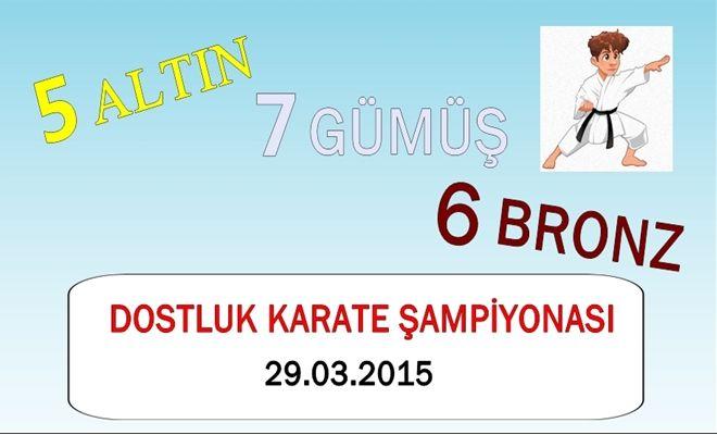 Dostluk Karate Şampiyonası