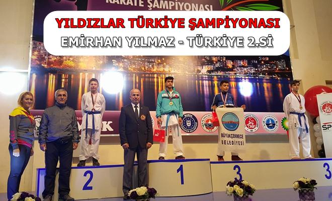 Yıldızlar Türkiye Karate Şampiyonası, Emirhan Yılmaz ,İstanbul Karate , - İstanbul Karate Kulübü