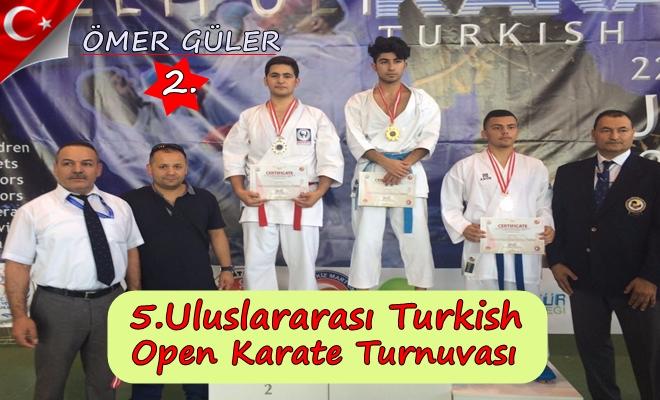 Küçükköy Karate Spor Kulübü, 5.uluslararası turkish open karate turnuvası , Gelibolu karate , Çanakkale Karate ,İstanbul Karate , - İstanbul Karate Kulübü