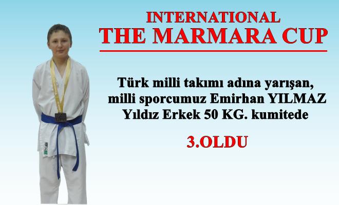 The Marmara Cup - Emirhan Yılmaz - İstanbul Karate Kulübü
