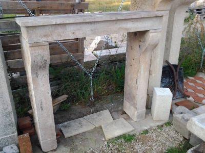 La chantignolle materiaux anciens en region centre materiaux anciens loiret materiaux - Demolition cheminee ancienne ...