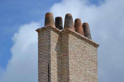 La chantignolle materiaux anciens en region centre for Refection cheminee exterieure