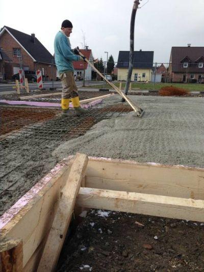 Wir bauen ein haus beton for Beton haus bauen