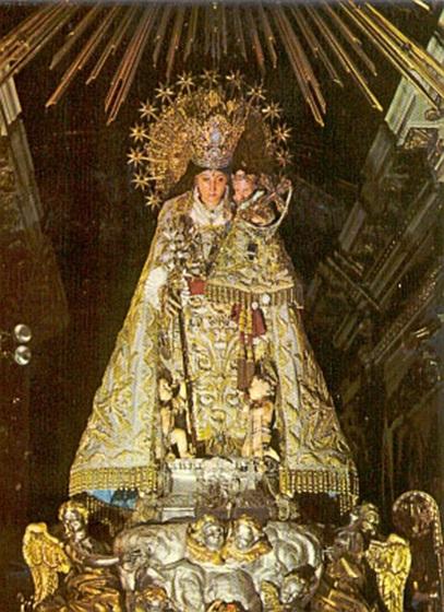 lasantisimavirgenmaria - Virgen de los Desamparados