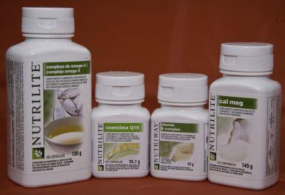 productos de amway nutrilite para diabetes
