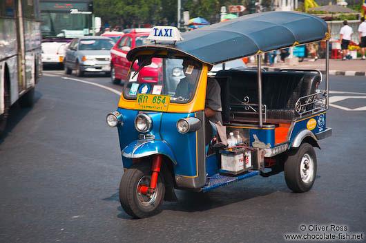 Laurocars Tuk Tuk Bangkok
