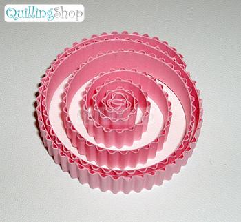 QuillingSHOP.ru: магазин всё для квилинга - цветная гофробумага для квилинга гофрокартон розовый микрогофрокартон цветной гофрокартон qulling gofropaper гофбумага двухслойная