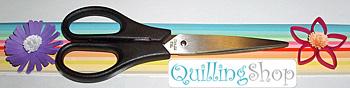 QuillingSHOP.ru: магазин для квилинга - маленькие ножницы для квиллинга с хорошими лезвиями из неражавеющей стали и острыми кончиками. Такими ножницами удобно работать с бумагой для квиллинга, проводить мелкую нарезку для сложных элементов quilling.