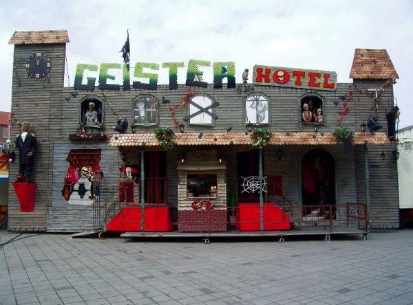 Geister hotel for Hotel original