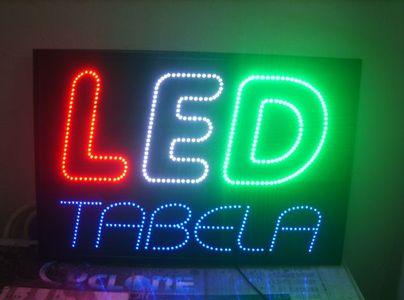Tabela led neon tabela projeneon.net
