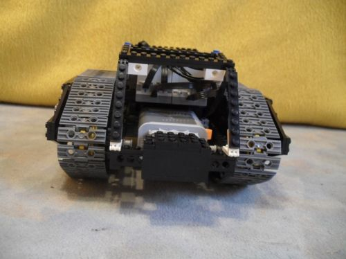 lomtafix s homepage lego tracked vehicle. Black Bedroom Furniture Sets. Home Design Ideas