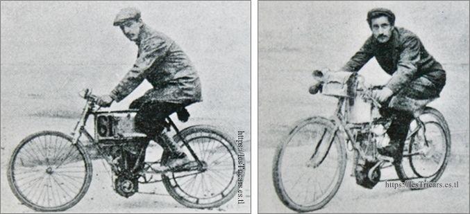 Auguste Bucquet et Georges Labitte